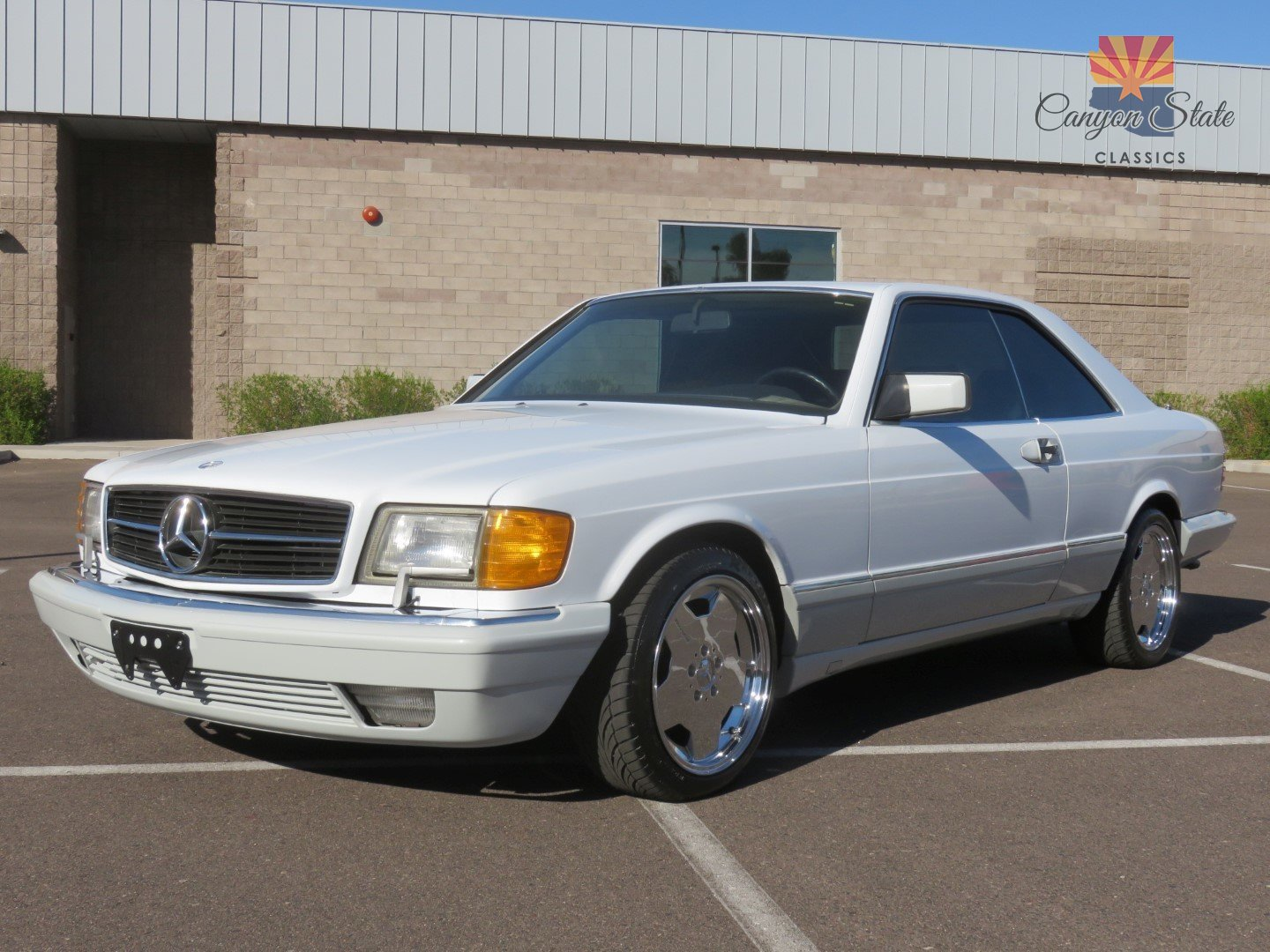 1991 mercedes benz 560 series 2dr coupe 560sec for sale for Garage mercedes auxerre 89