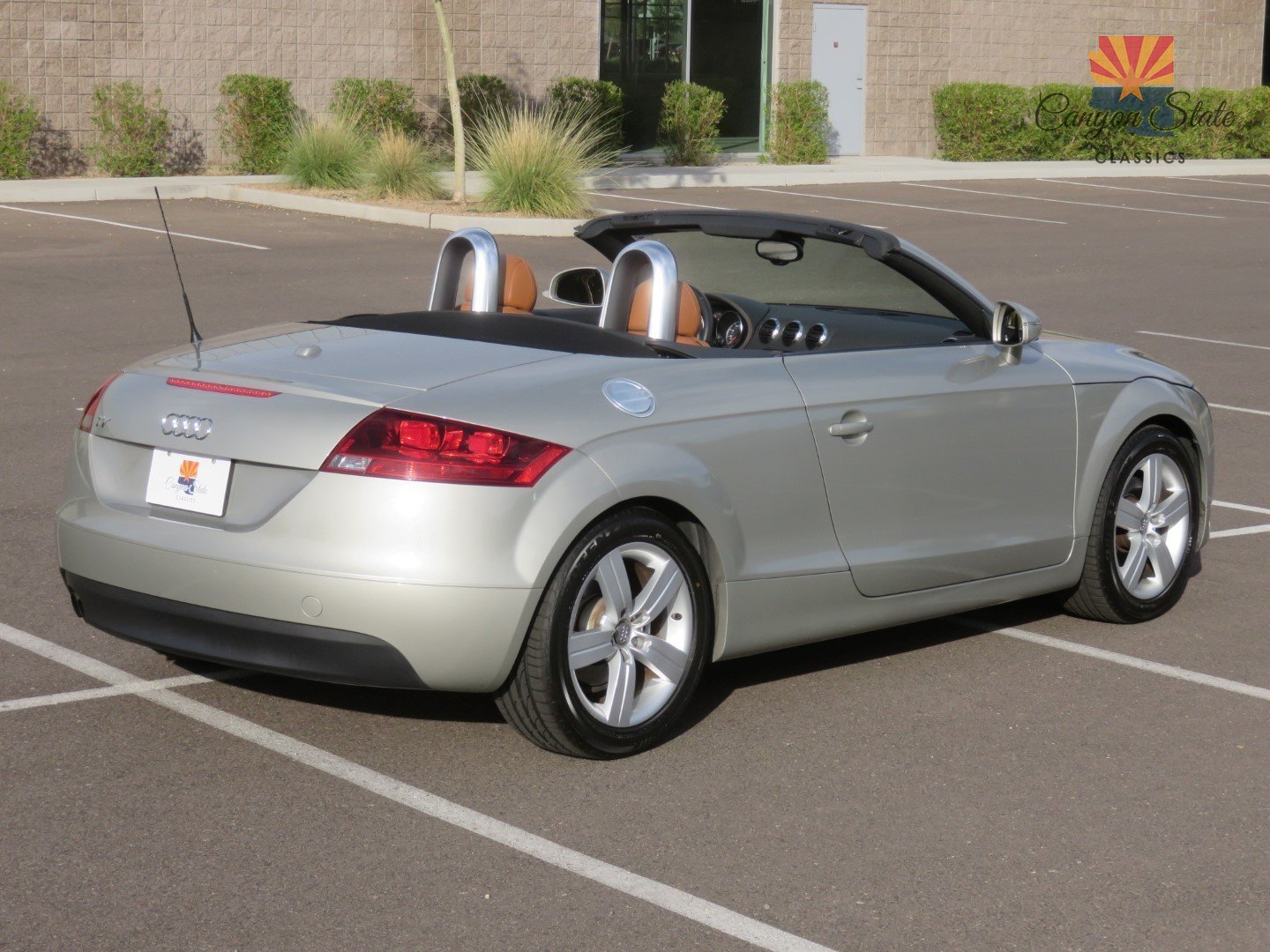2008 audi tt canyon state classics. Black Bedroom Furniture Sets. Home Design Ideas