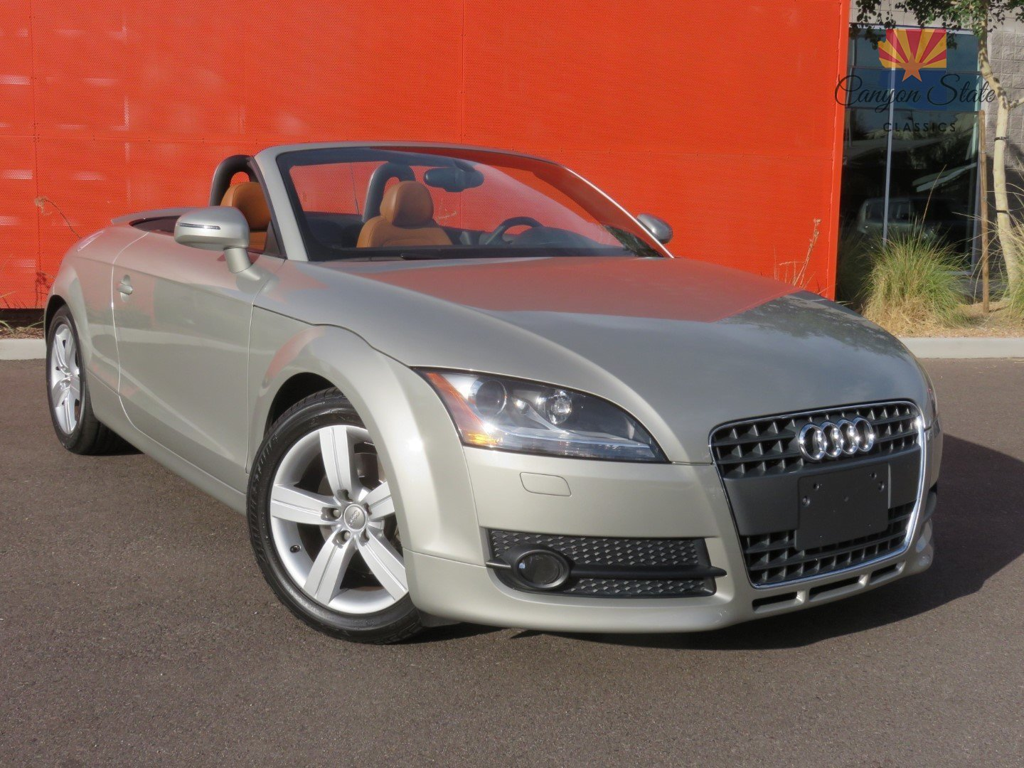 2008 audi tt 2dr roadster fwd s tronic premium plus for sale 73583 mcg. Black Bedroom Furniture Sets. Home Design Ideas