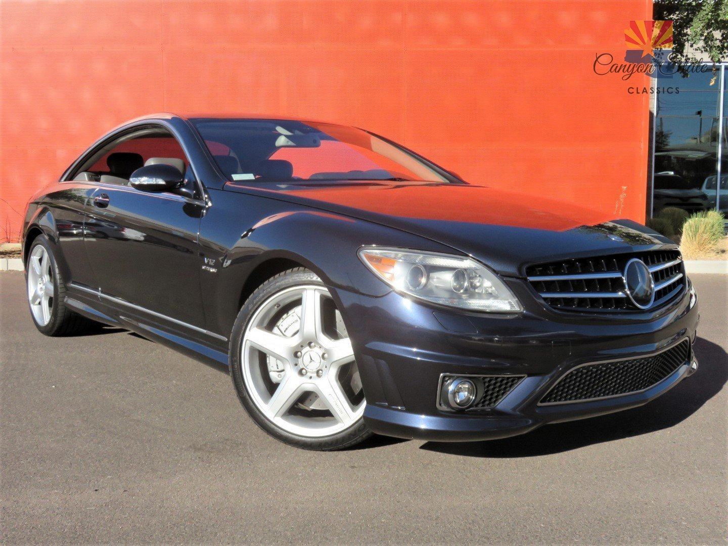 2008 Mercedes-Benz CL-Class | Canyon State Classics