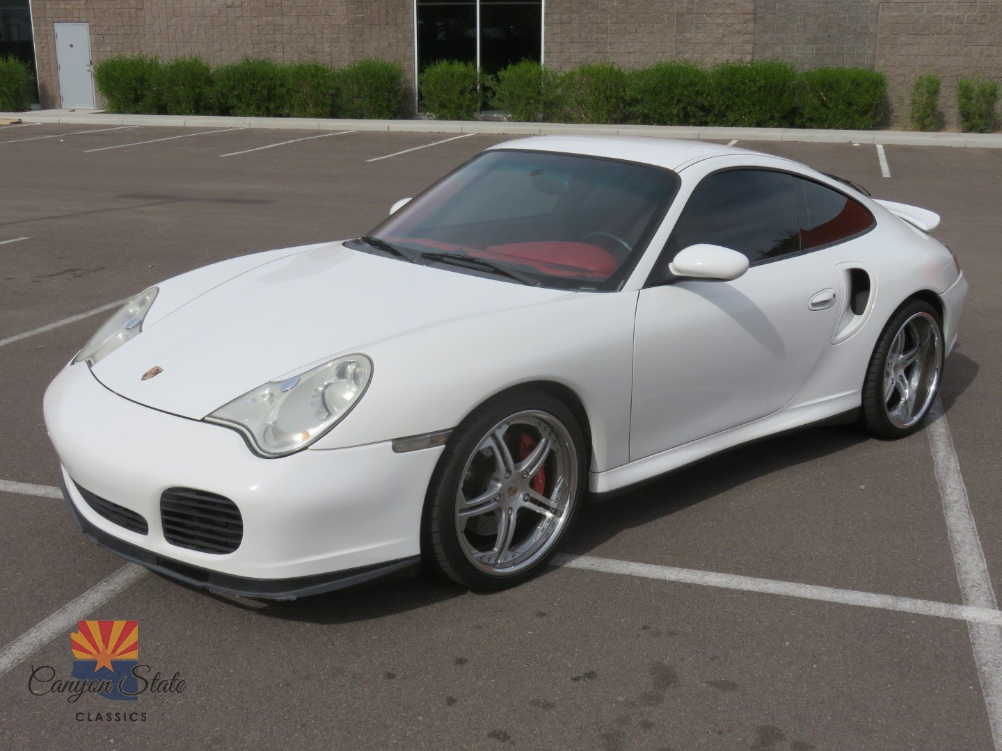 2002 Porsche 911 Carrera Carrera Turbo Awd Tiptronic For