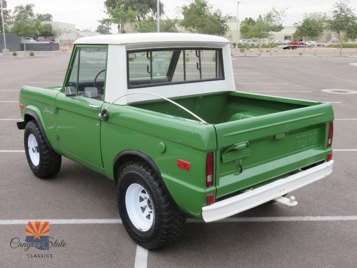 1970 Ford Bronco   Canyon State Classics