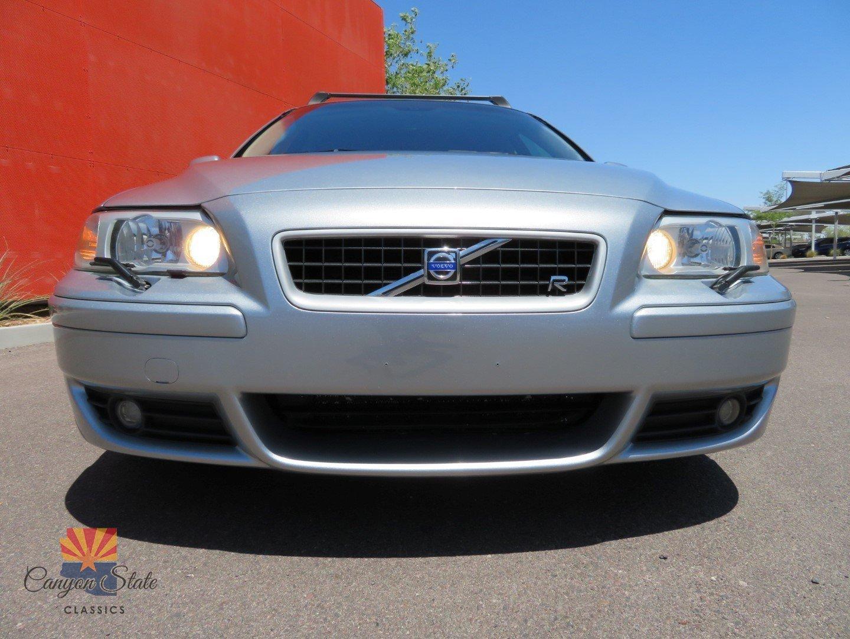2006 Volvo V70 R   Canyon State Classics
