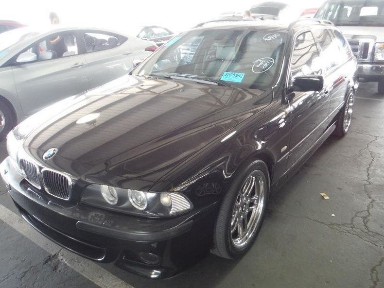 2003 BMW 540i Wagon
