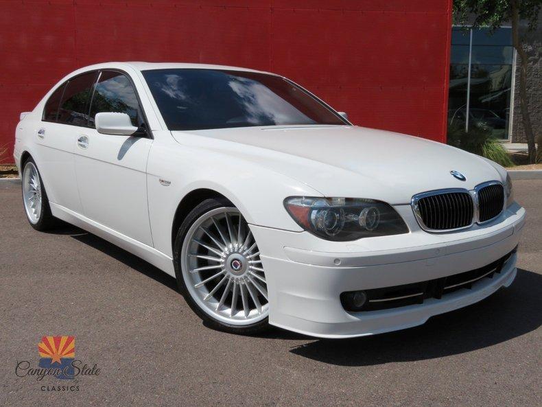 BMW Series ALPINA B For Sale MCG - 2007 bmw b7 alpina for sale