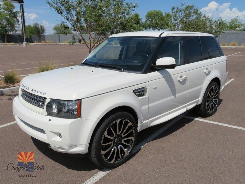 2010 Land Rover Range Rover Sport 4WD 4dr SC | eBay
