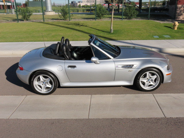 1999 BMW Z3 M Roadster | My Classic Garage