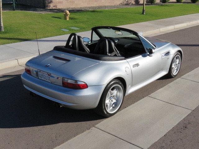 BMW Z M Roadster Canyon State Classics - 1999 bmw z3 m roadster