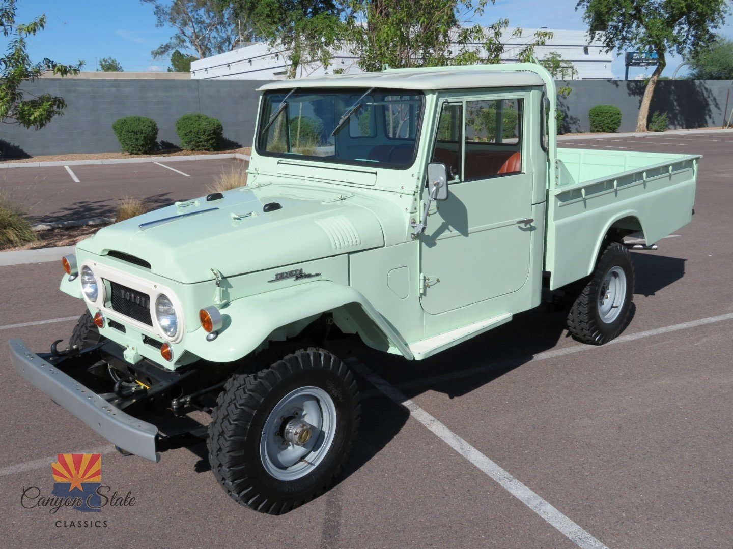 1965 Toyota FJ45 for sale #106329 | MCG