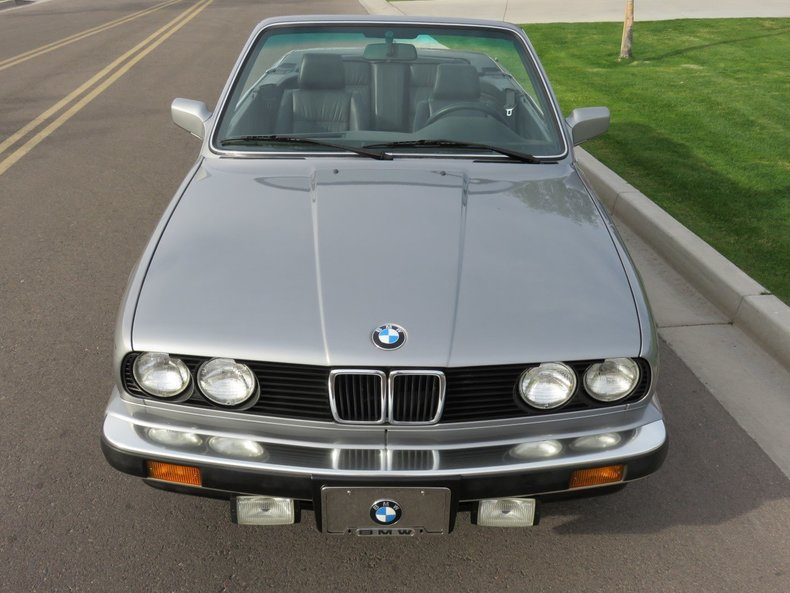 1987 bmw 325i convertible canyon state classics. Black Bedroom Furniture Sets. Home Design Ideas