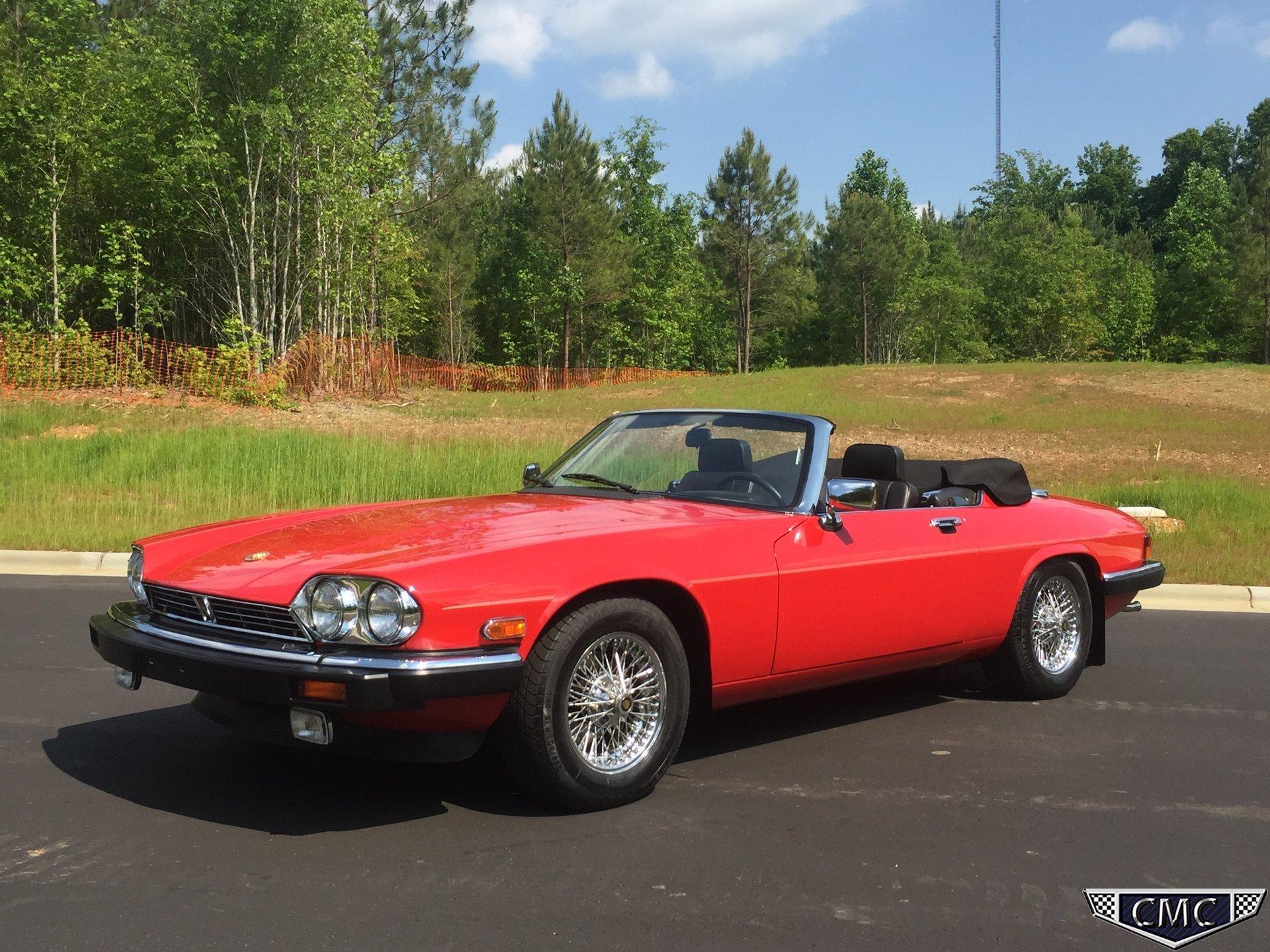 1990 Jaguar XJS | Carolina Muscle Cars Inc.