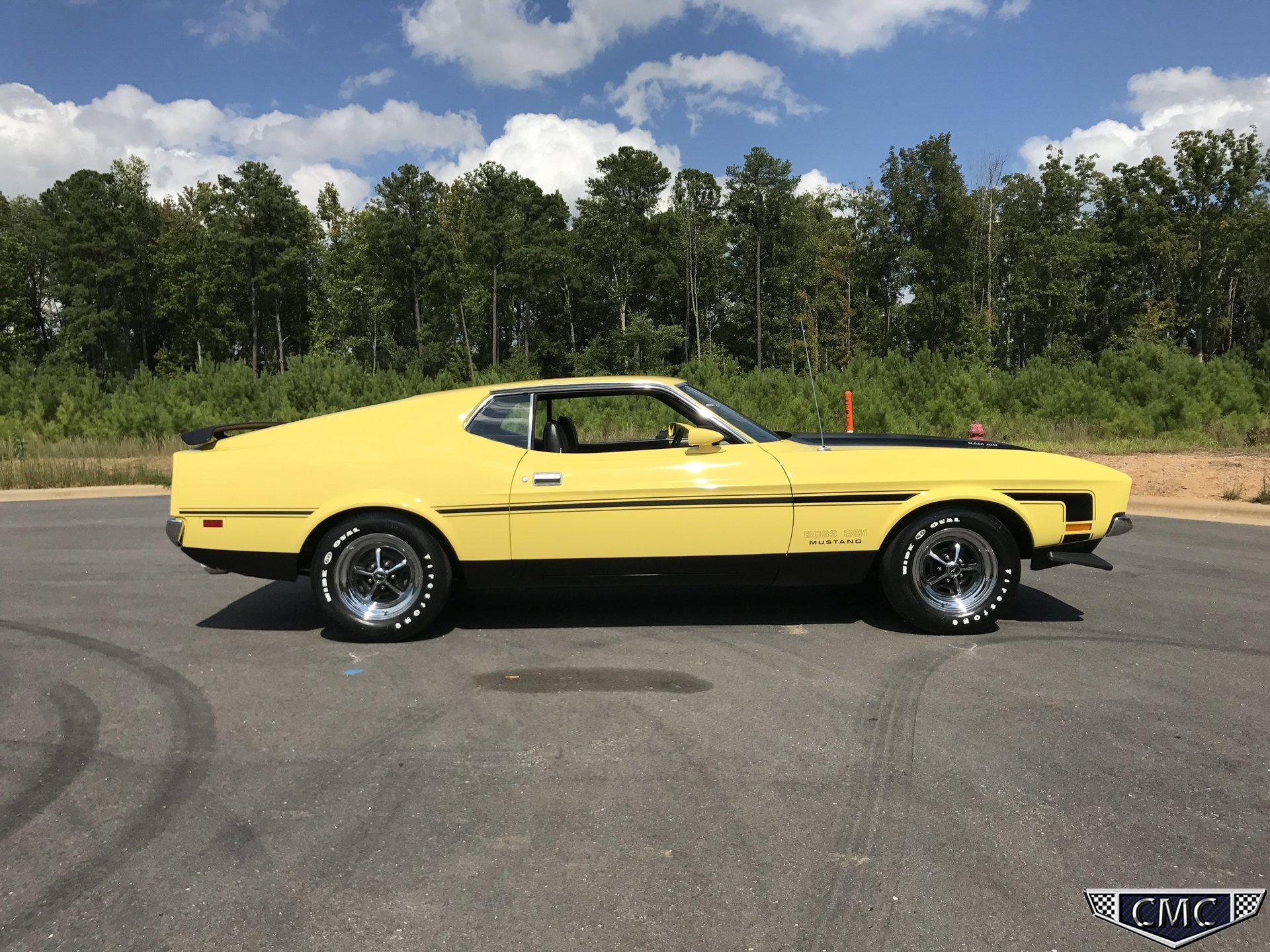 1971 Ford Mustang Boss 351 For Sale  65840
