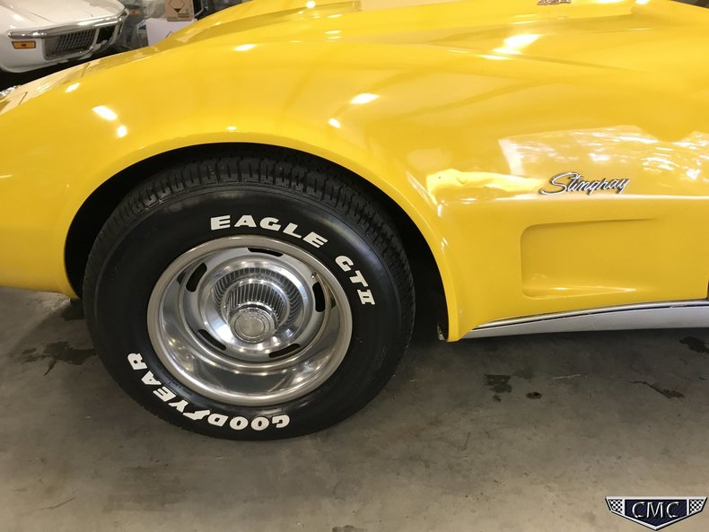 1973 1973 Chevrolet Corvette Stingray For Sale
