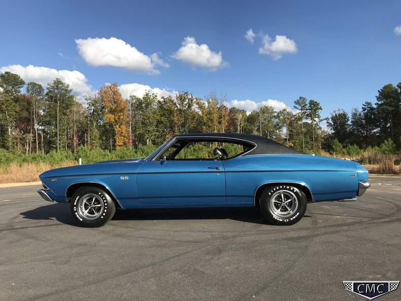 1969 chevrolet chevelle ss 396 for sale 71525 mcg - 69 chevelle ss 396 images ...