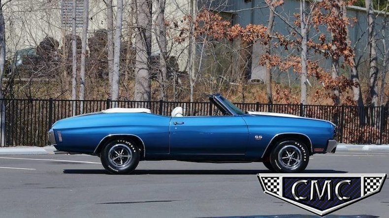 1970 Chevrolet Chevelle Ss 454 For Sale 86508 Mcg