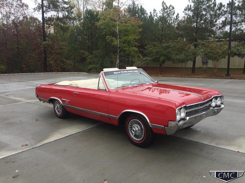 1965 1965 Oldsmobile 442 For Sale