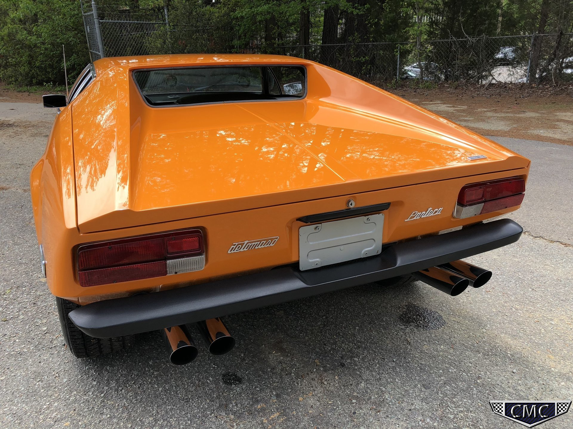 1974 De Tomaso Pantera for sale