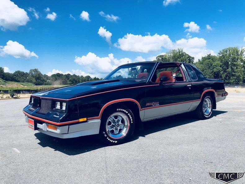 1983 Oldsmobile HURST-OLDS