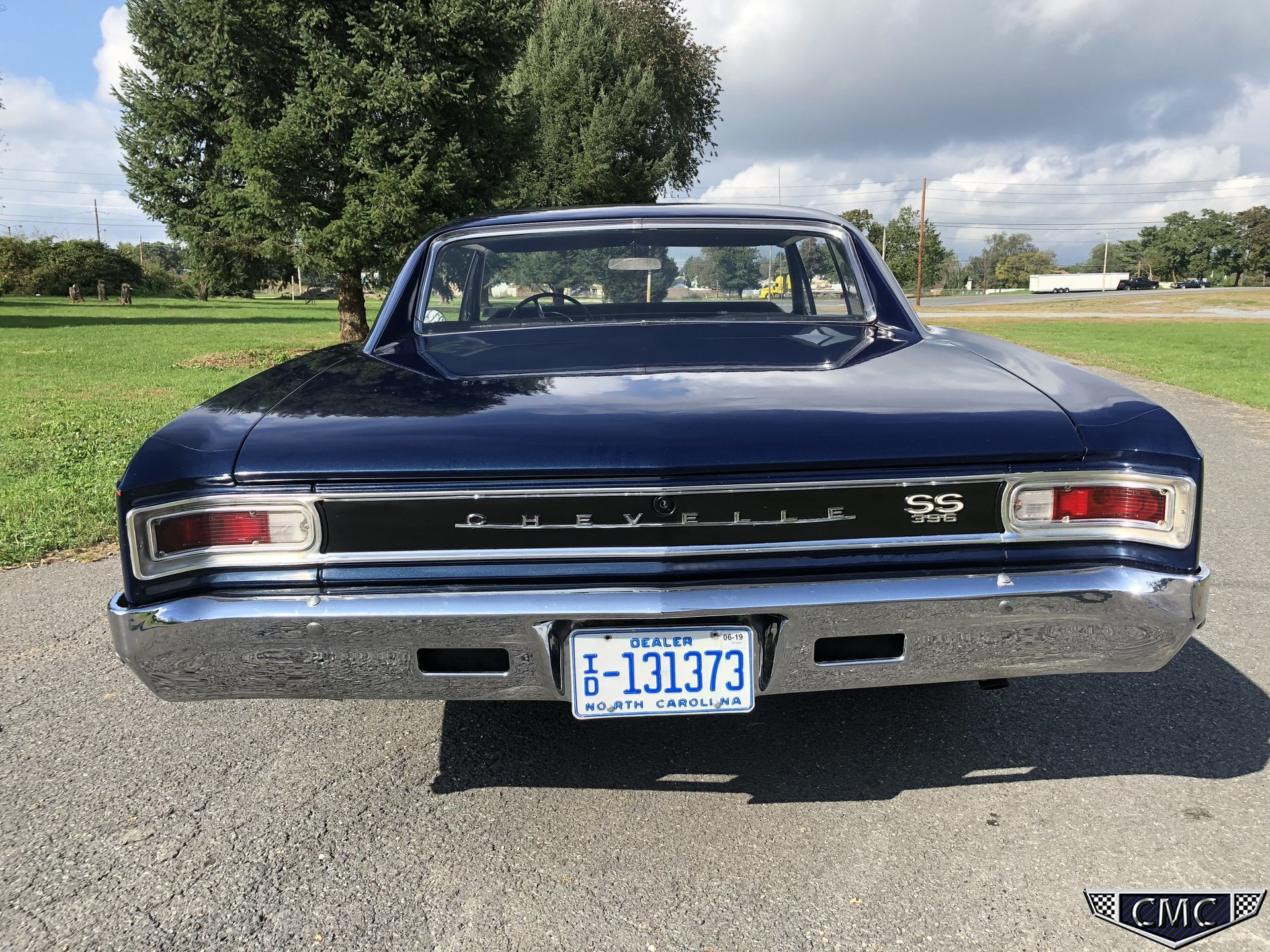1966 Chevrolet Chevelle Carolina Muscle Cars Inc Ss 396