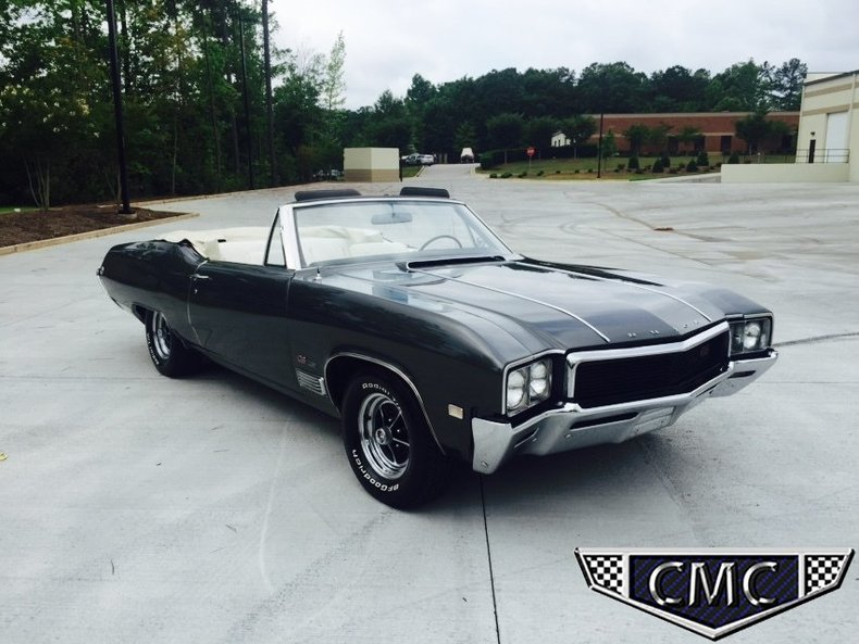1968 1968 Buick GS400 For Sale