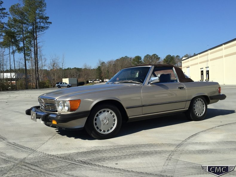 1986 1986 Mercedes-Benz 560 For Sale