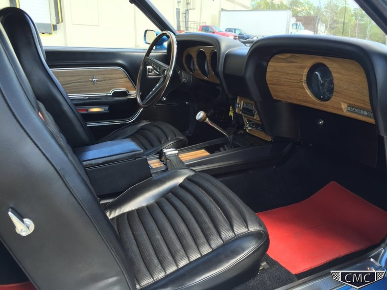 1969 1969 Ford Mustang For Sale