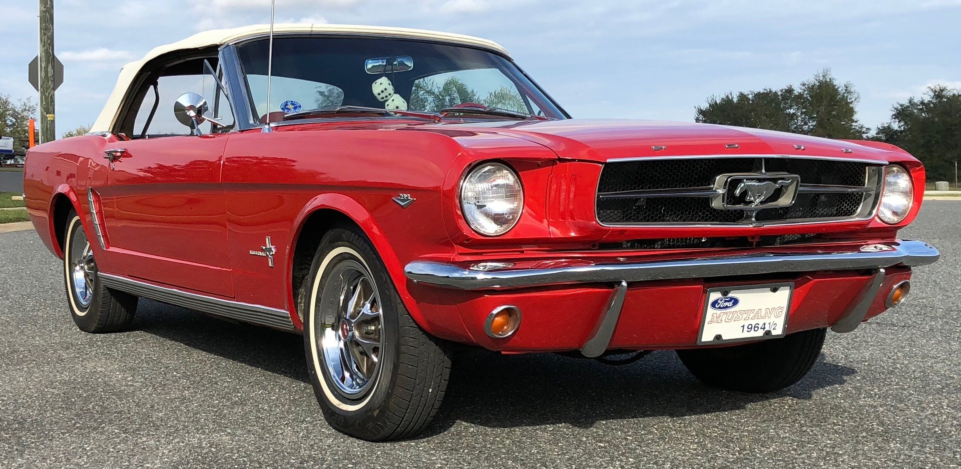 1964 Ford Mustang For Sale 77389 Mcg Mach 1
