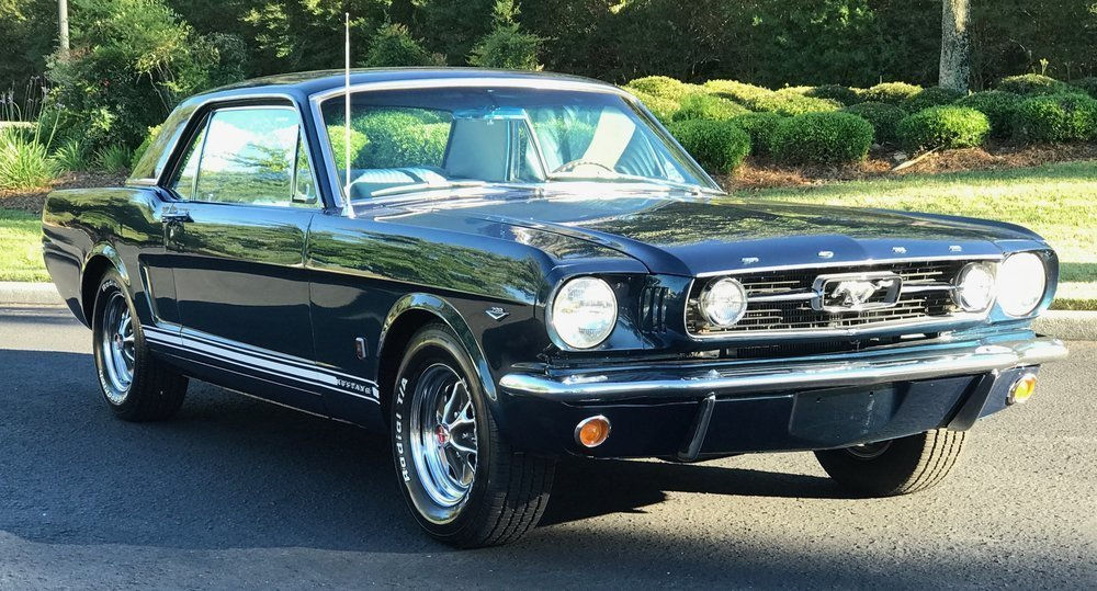 1967 Ford Mustang Carlynn Clean Classics
