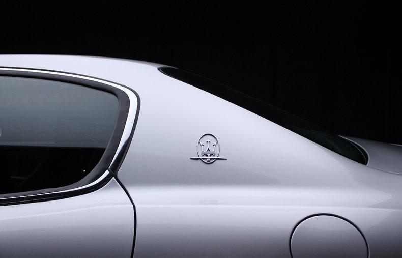 2007 2007 Maserati Quattroporte For Sale