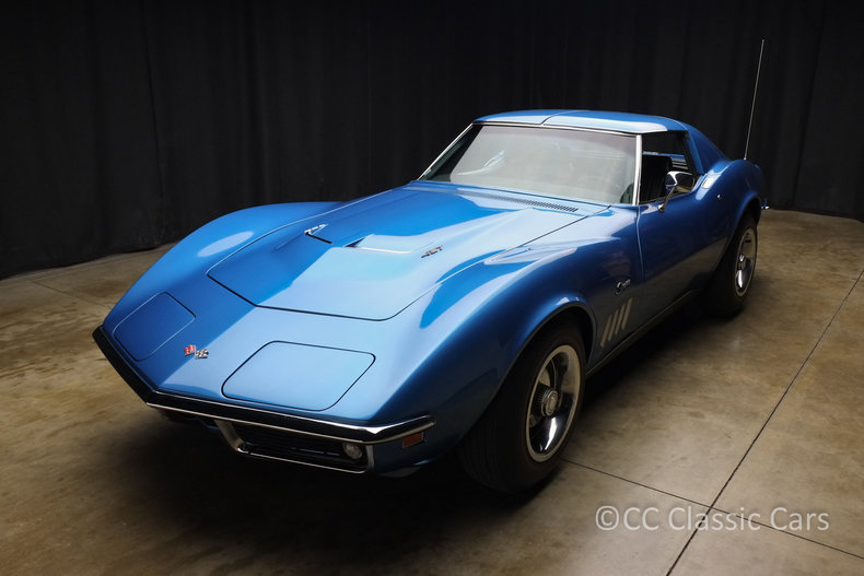 1969 1969 Chevrolet Corvette For Sale
