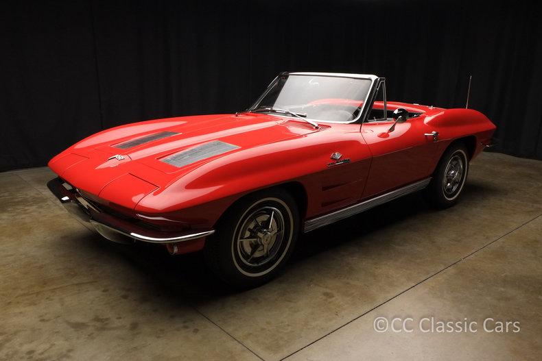 1963 1963 Chevrolet Corvette For Sale