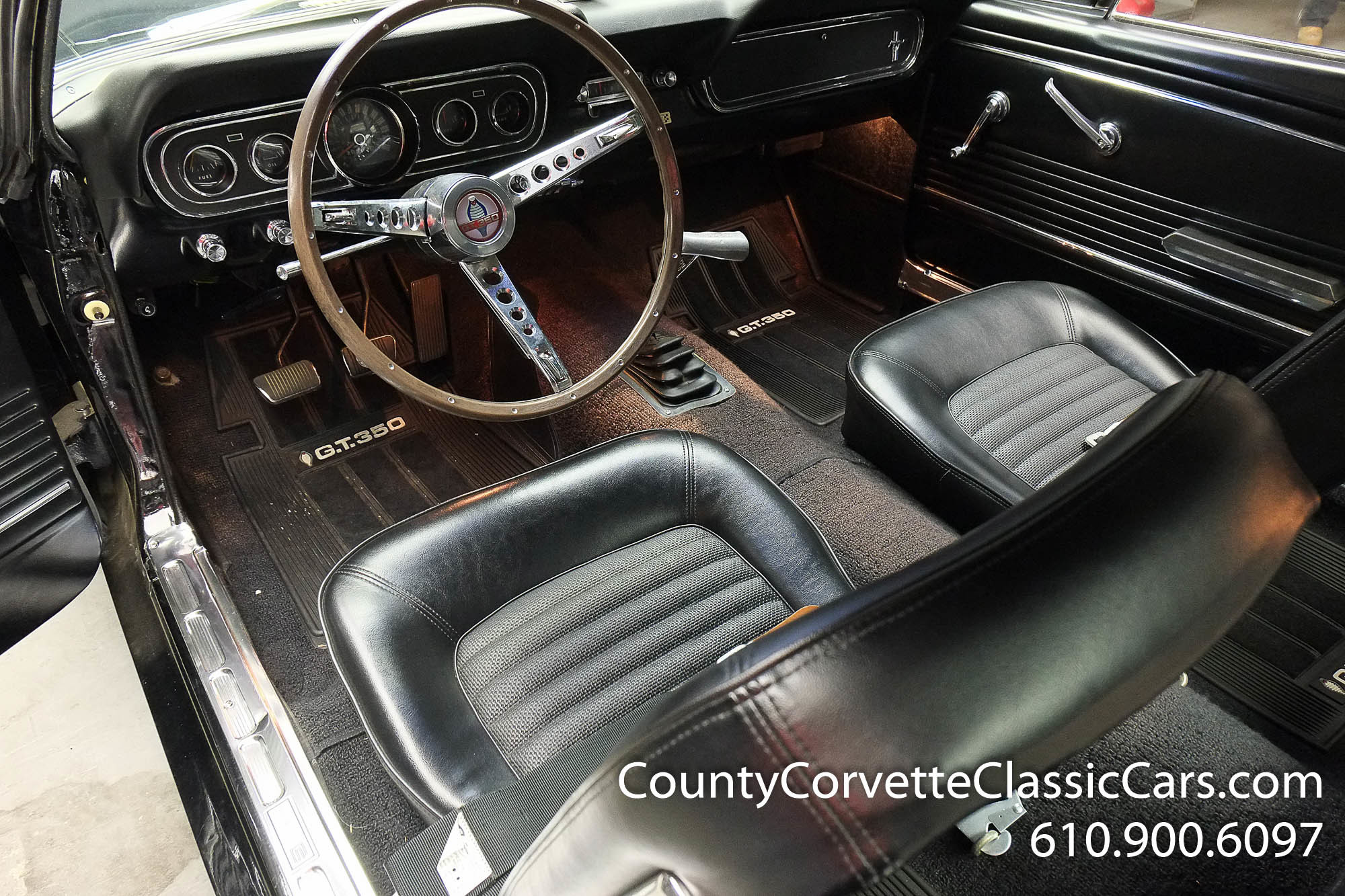 1966 Shelby GT350-H : 1966 Ford Shelby Mustang GT-350H, Hertz Rent-a-Racer, Authentic car