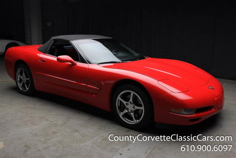 1998 1998 Chevrolet Corvette For Sale