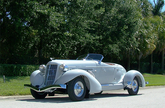 1935 Auburn 851 Super-Charged Speedster