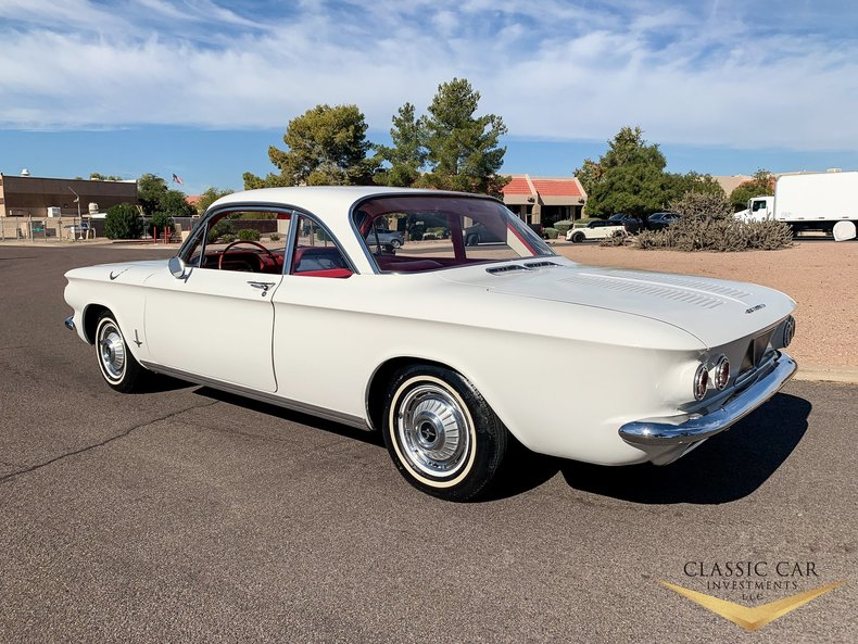1962 Chevrolet Corvair Monza 900 Coupe