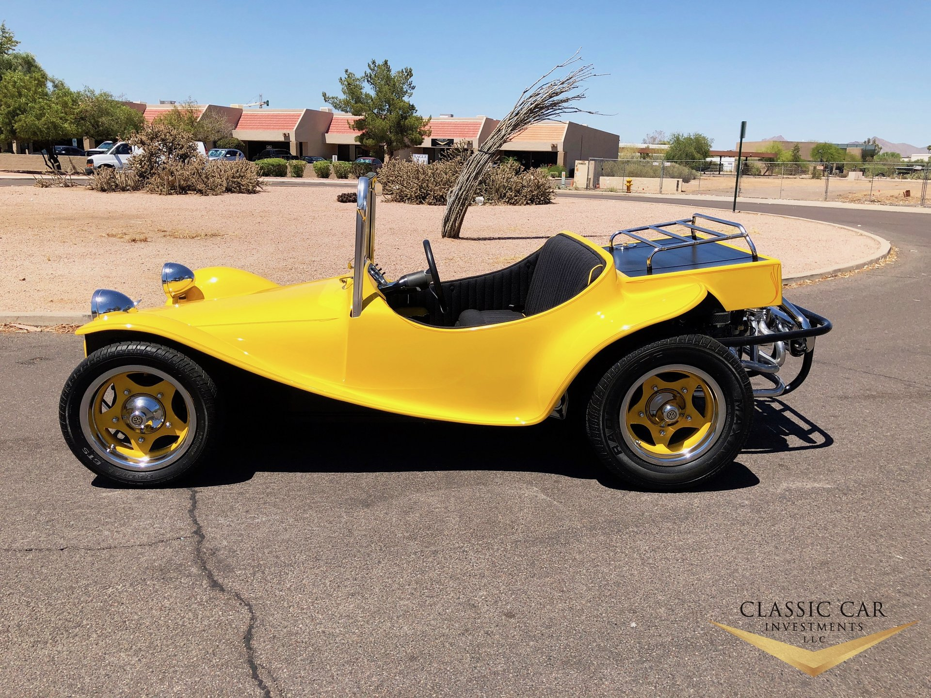 how to build a mini dune buggy