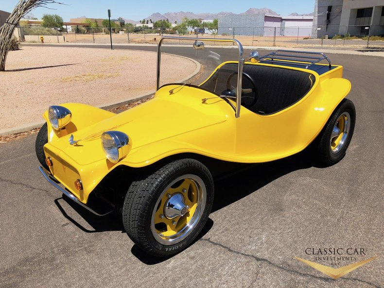 1969 Berry Mini T Dune Buggy