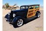1933 Ford Woody