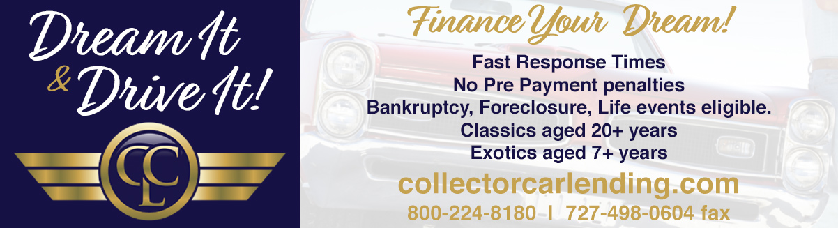 Collector Car Financing