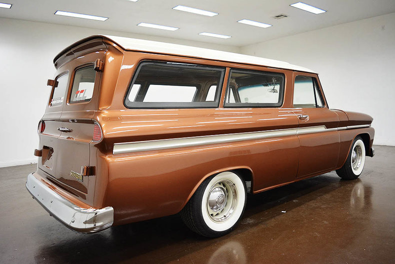 1964 Chevrolet Suburban Ls Swapped For Sale 68541 Mcg
