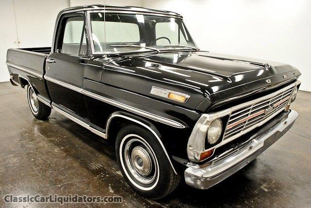 1969 Ford Ranger | Cla...1969 Ford F100 360 Specs