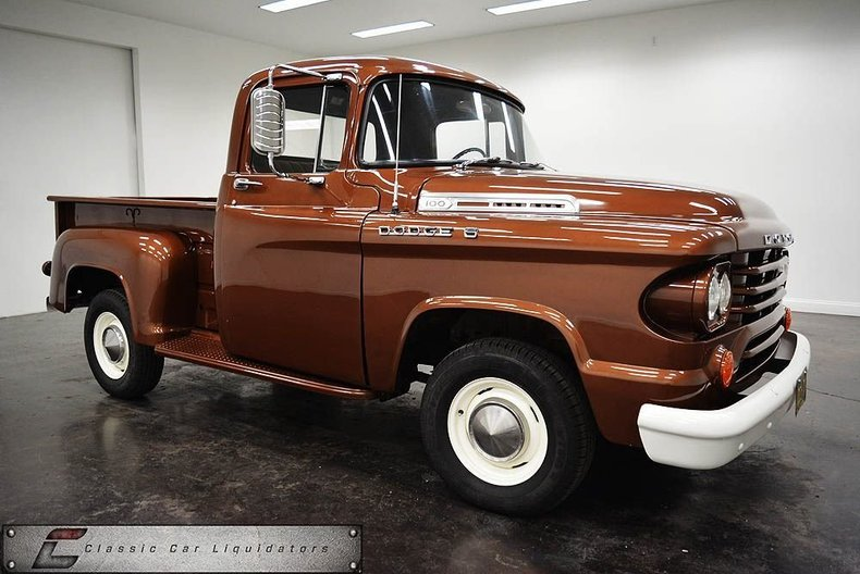 1958 Dodge Pick Up