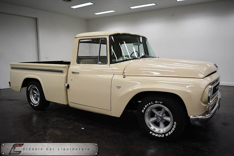 1967 International Harvester Pick Up