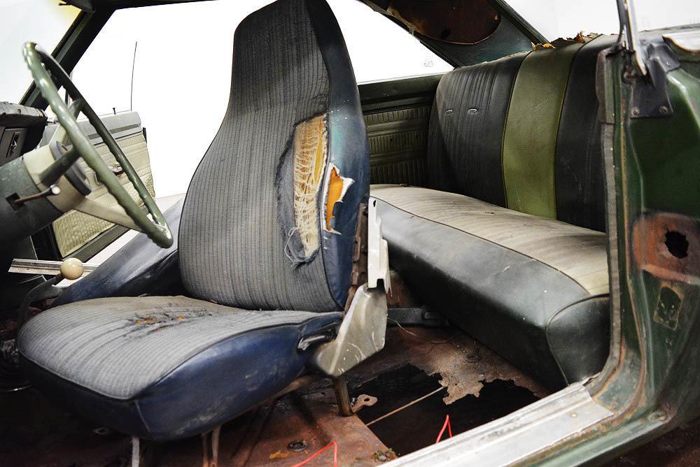 1970 Dodge Dart Swinger 340 4 Speed Classic Car