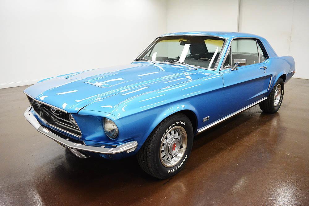 1968 Mustang 427