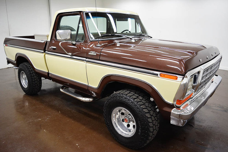 1978 Ford F150 For Sale In Texas