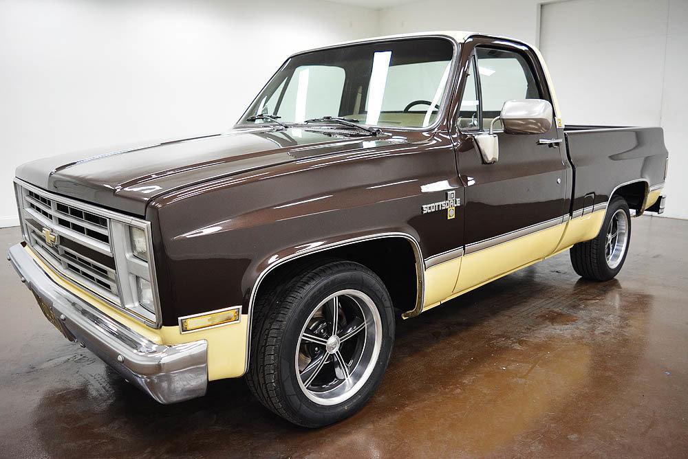 1986 Chevrolet C 10 For Sale 68312 Mcg