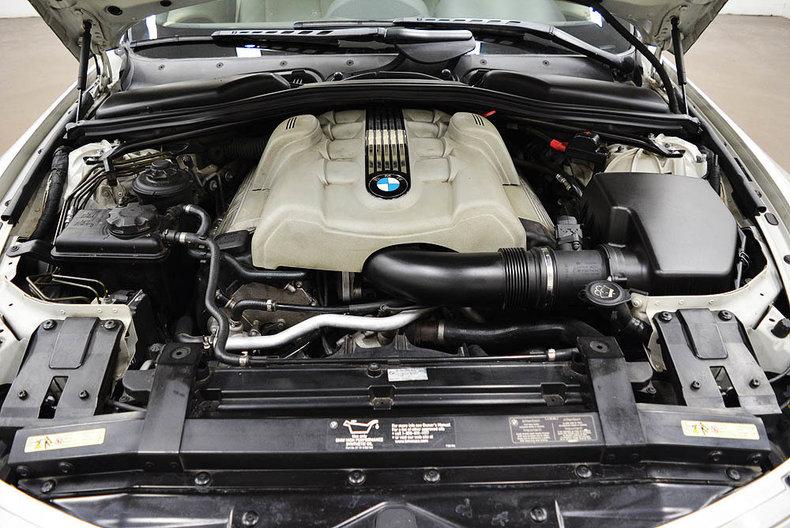 BMW Ci My Classic Garage - Bmw 645ci engine
