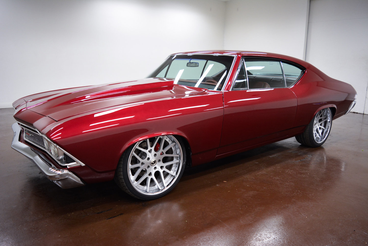 1968 Chevrolet Chevelle ProTouring LS Air Ride for sale #99759 | MCG