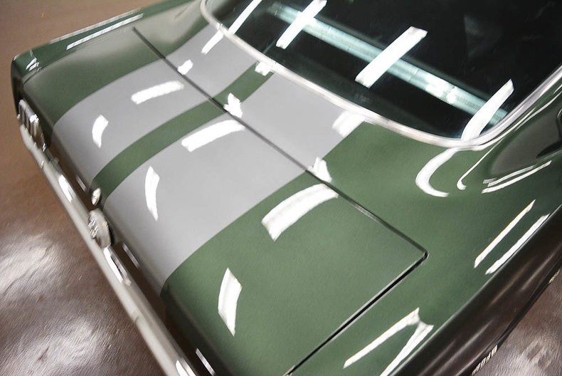 1966 Ford Mustang --: 1966 Ford Mustang  7621 Miles Green  289 V8 C4
